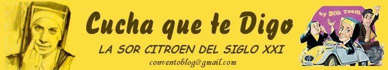 Convento Blog - la sor citroen del siglo XXI.