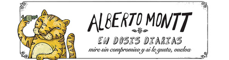 Alberto Montt en dosis diarias