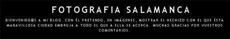 Fotografía Salamanca