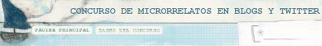 concurso de microrrelatos a través de blogs y twitter