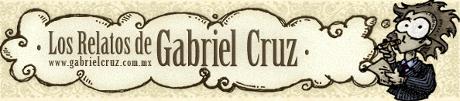 Los relatos de Gabriel Cruz