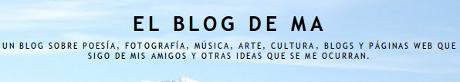 El blog de MA