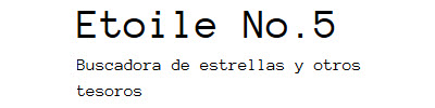 etoile-no-5