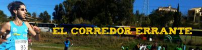 El corredor errante logo del Blog