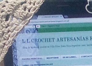 L L CROCHET ARTESANÍAS