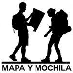 MAPA Y MOCHILA