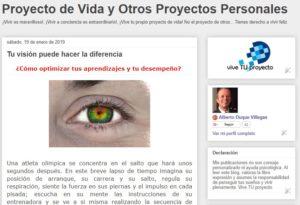 Proyecto de vida y otros proyectos personales