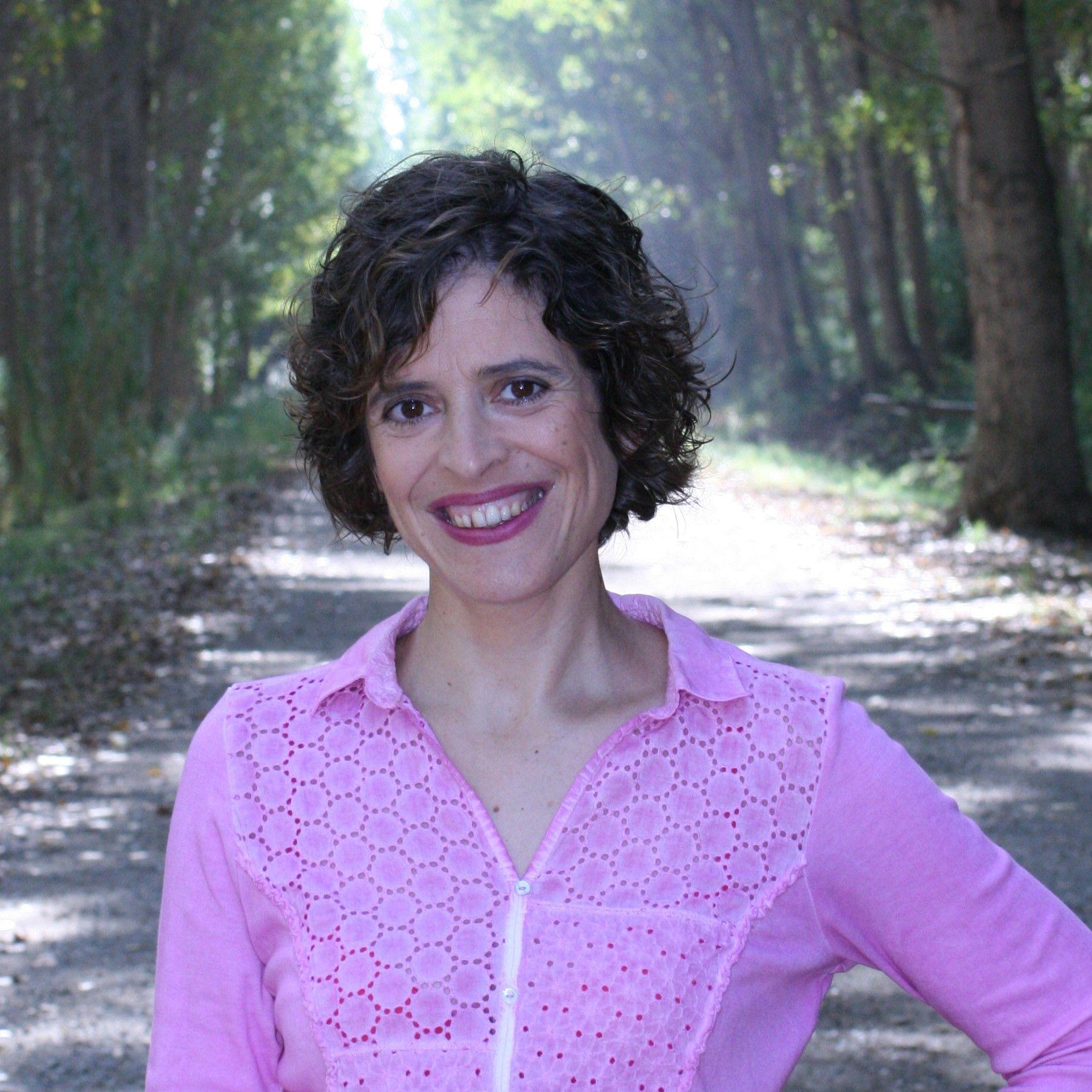Tere, autora del blog Mis pies Zambos